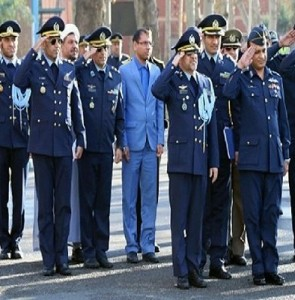 Pakistani military delegation visits Iran's aeronautical university