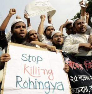 Genocide is slow strangulation of Rohingya Muslims in Rakhine