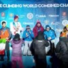 Iran runner-up at 2018 Ice Climbing World C'ships