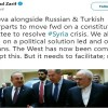 West needs to facilitate resolving Syrian crisis: FM Zarif