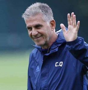 AFC Asian Cup: Carlos Queiroz calls for truce