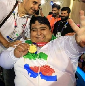Siamand Rahman shortlisted for Best Powerlifter of 2018
