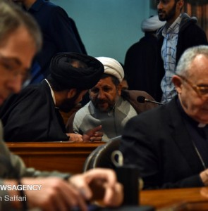 Mehr News Agency - 2nd preparatory meeting of Imam Reza and Interfaith Dialogue conf.