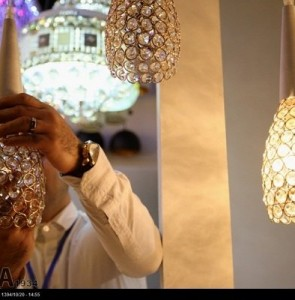Iran exports $200 mn worth of chandeliers annually