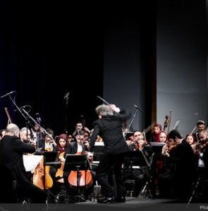 Tehran Symphony Orchestra dedicates performance to Team Melli