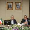 Mehr News Agency - Iranian energy min. meets with Iraqi electricity min.