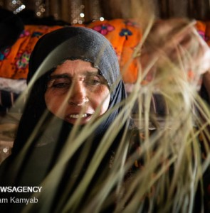 Mehr News Agency - Jask's wickerwork drawing its last breath amid drought