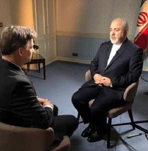 FM Zarif warns it would be 'suicidal' to go to war with Iran