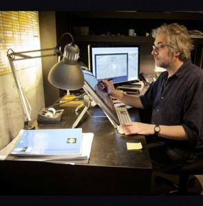 Academy award winner Michaël Dudok to come to Iran