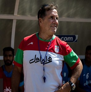 Iran eye FIFA Beach Soccer World Cup berth: Octavio