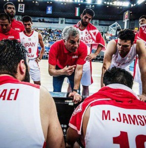 Iran basketball coach Shahintab speaks out on FIBA World Cup qualifying