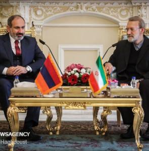 Larijani calls for stepped up Iran-Armenia economic cooperation