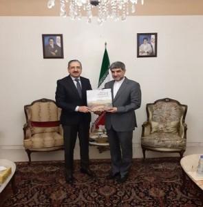 Iran, Lebanon poise for expanding scientific coop.