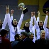 Azad University win Iranian Women's Basketball Premier League