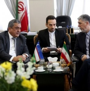 Iran to coop. with Uzbek Center for Islamic Civilization to cement mutual ties