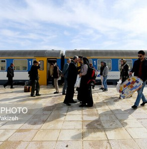 First Tehran-Hamedan passenger train inaugurated