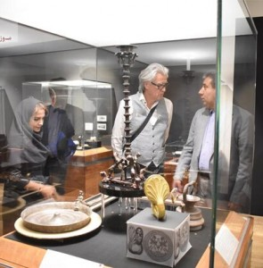 Thrilled to see National Museum of Iran, director of Drents Museum says