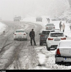 Heavy snow, blizzard hitting 8 provinces