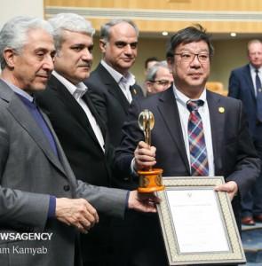 Mehr News Agency - 32nd Khwarizmi International Award