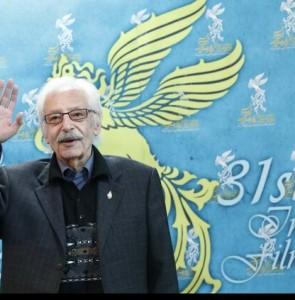 Tehran City Council to rename street after actor Jamshid Mashayekhi