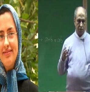 APS appreciate 2 Iranian scholars