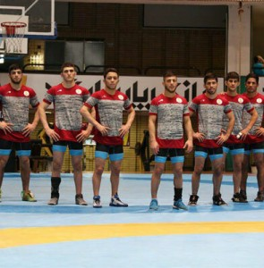 Iran freestyle wrestling team wins 2019 Asian C'ships