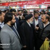 Mehr News Agency - Judiciary chief visits 32nd Tehran Intl. Book Fair