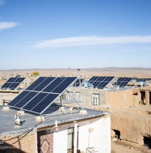 520 rooftop solar stations ready for commissioning in Kerman province