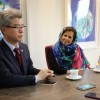 WFP Iran, S Korea join hands to build refugees' self-reliance