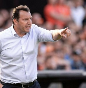 Marc Wilmots reaches agreement with Iran: report