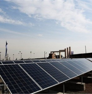 Iran's renewable power capacity growing