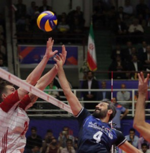 Iran beats Poland 3-2 to remain atop VNL 2019
