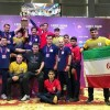 Iran Greco-Roman Team Wins Cadet Asian C'ships - Sports news