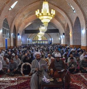 Mehr News Agency - People observe Arafa Day in Tabriz