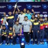 Iran Greco-Roman team runners-up at World Junior Wrestling Championships