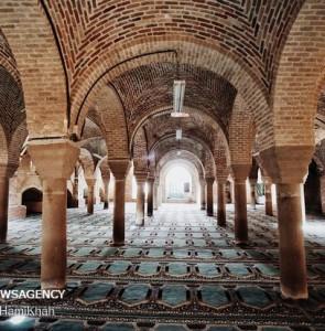 Mehr News Agency - Jameh Mosque of Hamedan