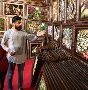 A peek into 28th Iran Handmade Carpet Exhibition