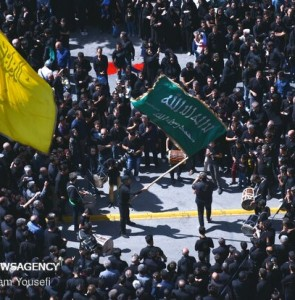 Mehr News Agency - Ashura mourning ceremony in central Iran