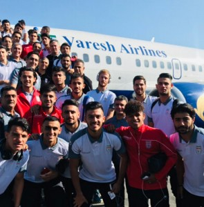 Iran U23 football team in danger of not qualifying for Olympics