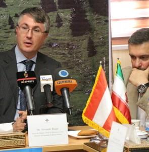 Iran, Austria to expand cooperation on tourism: Austrian deputy min.