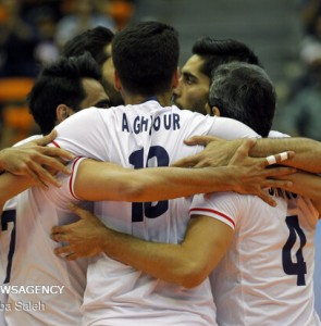 Asian Volleyball Championship: Iran ease past India