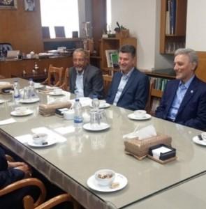 Italy, University of Tehran mull over improvement of scientific ties
