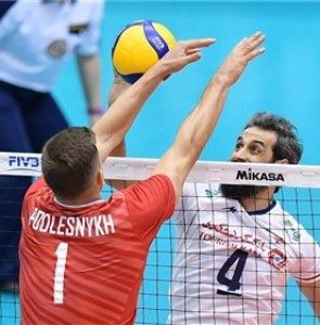 Russia Didn't Let Us Play Our Volleyball: Iran Captain Marouf - Sports news