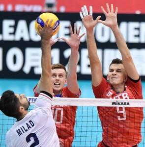 Iran fall to Russia at FIVB World Cup