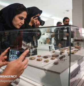 Mehr News Agency - 1,700 centuries-old clay tablets returned from US on display at National Museum