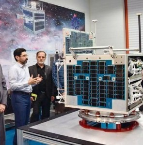 Three satellites to be readied for launch in next three months