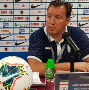 Nothing done yet: Mark Wilmots