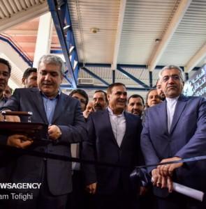 Mehr News Agency - 12th Intl. Nano Festival kicks off in Tehran
