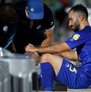 Esteghlal midfielder Shojaeian out for season