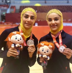 Iran win two more medals at World Wushu C'ships